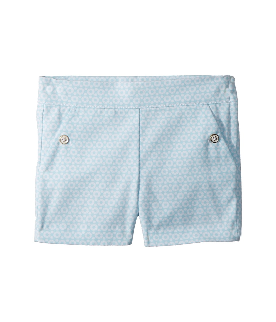 Janie and Jack - Geo Shorts (Toddler/Little Kids/Big Kids) (Plume) Girls Shorts