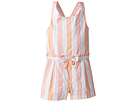 Janie and Jack Sleeveless Stripe Romper (Toddler/Little Kids/Big Kids)