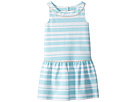 Janie and Jack Sleeveless Stripe Dress (Toddler/Little Kids/Big Kids)