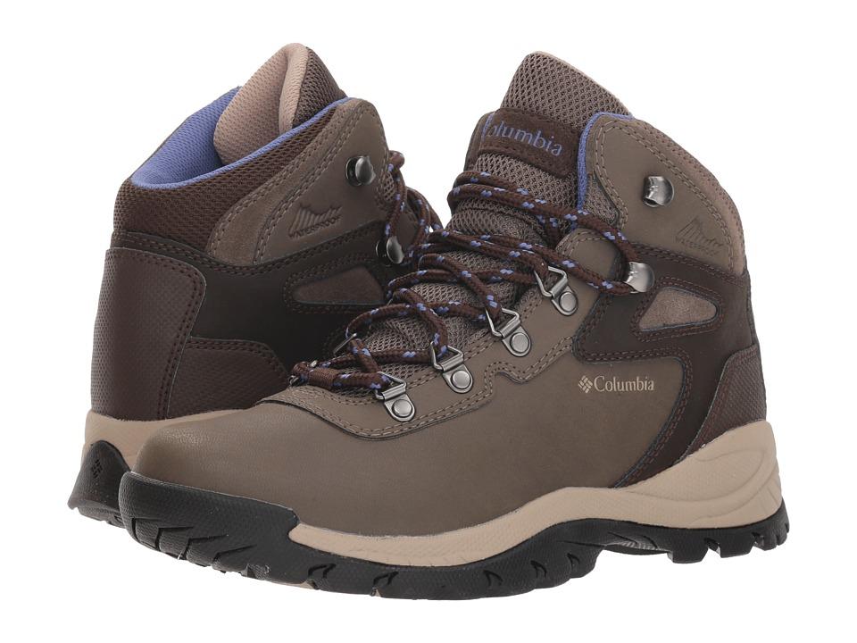 Columbia Newton Ridge Plus (Mud/Eve) Women's Hiking Boots