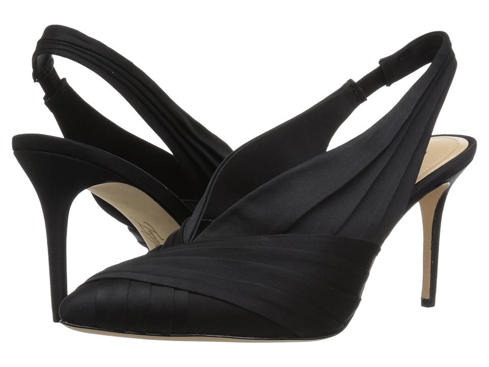 Imagine Vince Camuto Melkia (Black Satin Jersey) High Heels