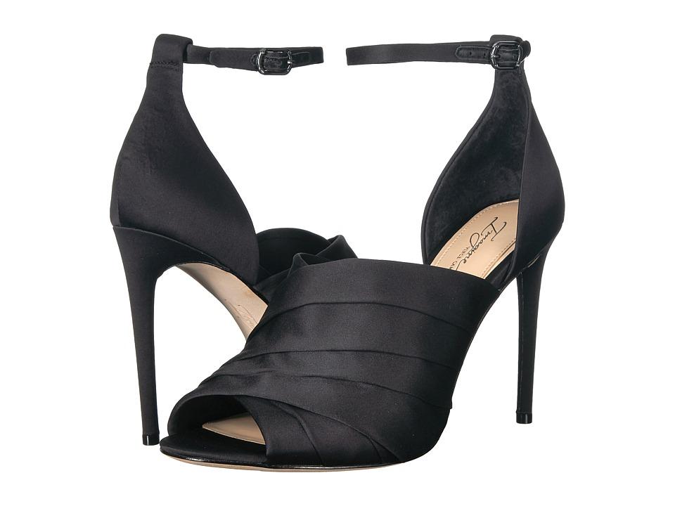 Imagine Vince Camuto Rander (Black Satin Jersey) High Heels