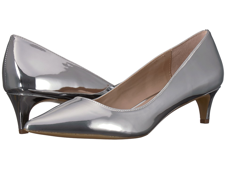 Charles by Charles David Kitten (Silver Speccio) 1-2 inch heel Shoes
