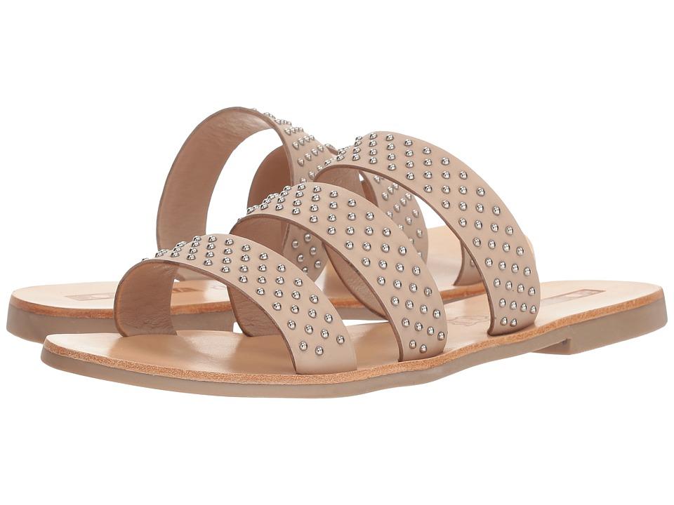 Sol Sana Joaquin Slide (Ecru Stud) Women's Shoes