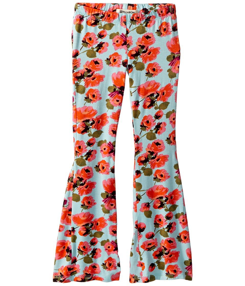 Billabong Kids - Tell Me Knit Pants (Little Kids/Big Kids) (Beach Glass) Girls Casual Pants