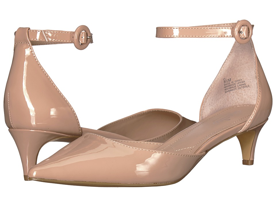 Charles by Charles David Kadie (Nude Patent) 1-2 inch heel Shoes