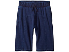 AG Adriano Goldschmied Kids The Brody Yarn Pull-On Shorts (Big Kids)