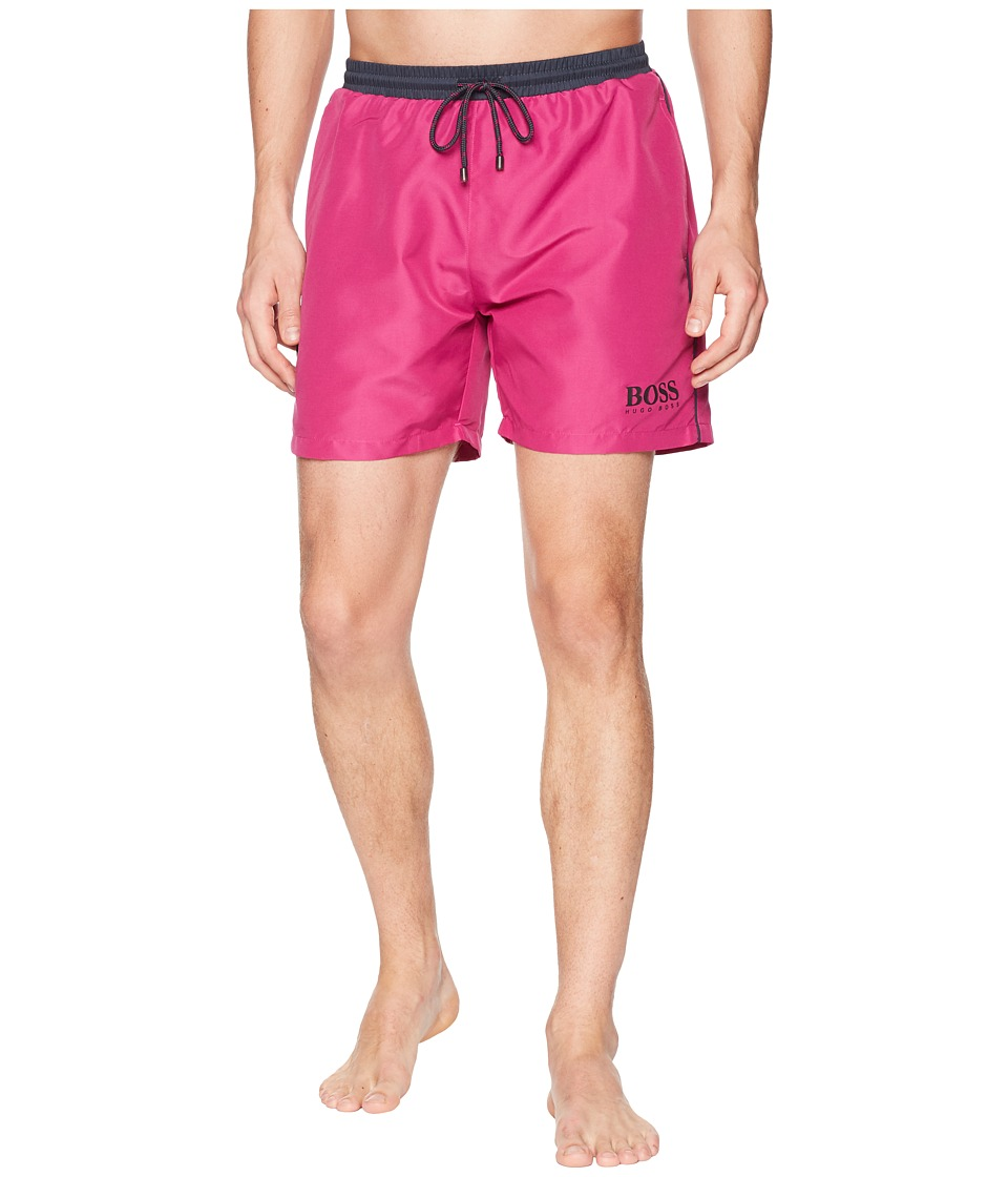 BOSS Hugo Boss - Starfish 10149099 01 (Medium Pink 1) Mens Swimwear
