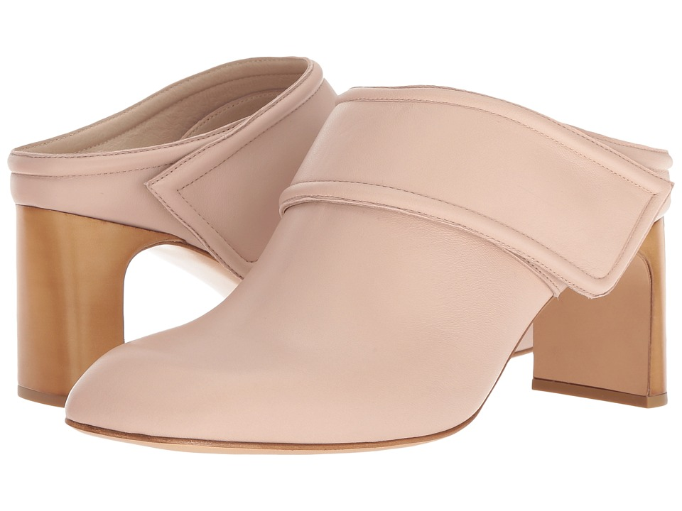 rag & bone - Elliot Mid Heel (Nude) Womens Shoes