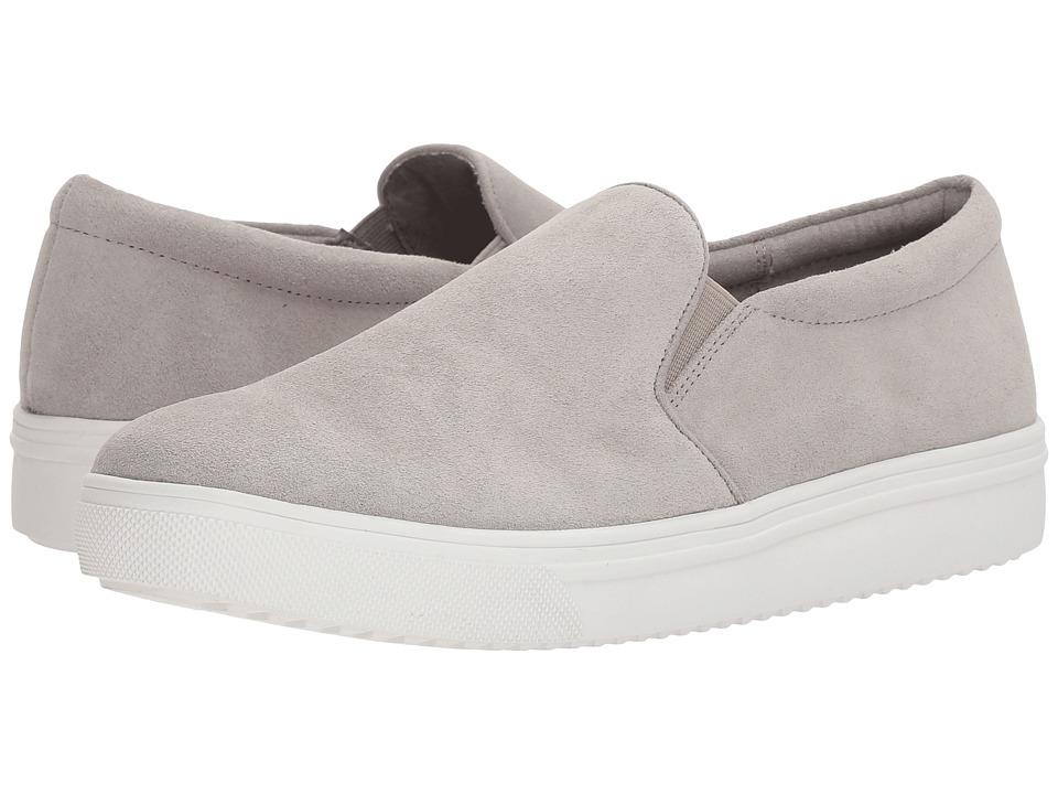 Blondo Gracie Waterproof Sneaker (Light Grey Suede) Women's Shoes
