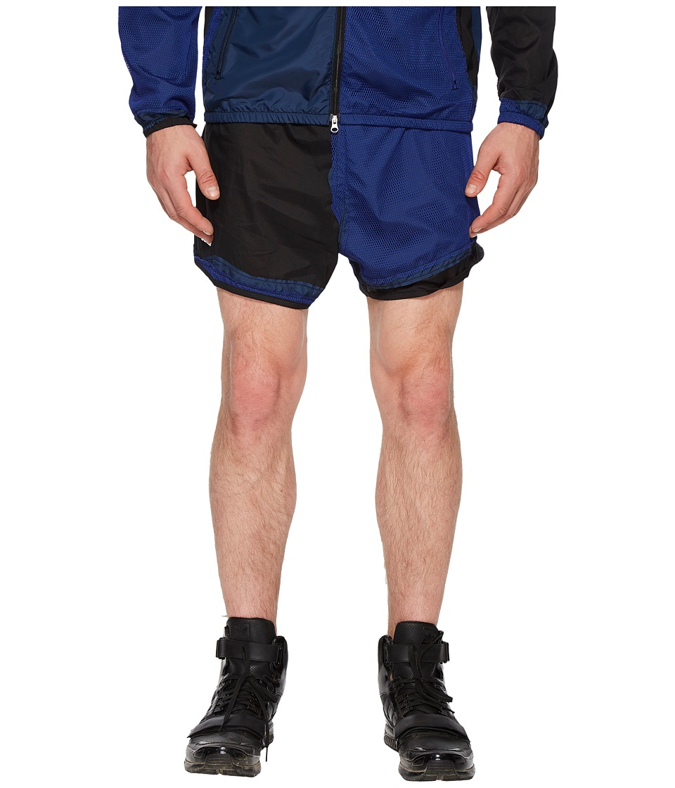 adidas x Kolor - Decon Shorts (Black) Mens Shorts