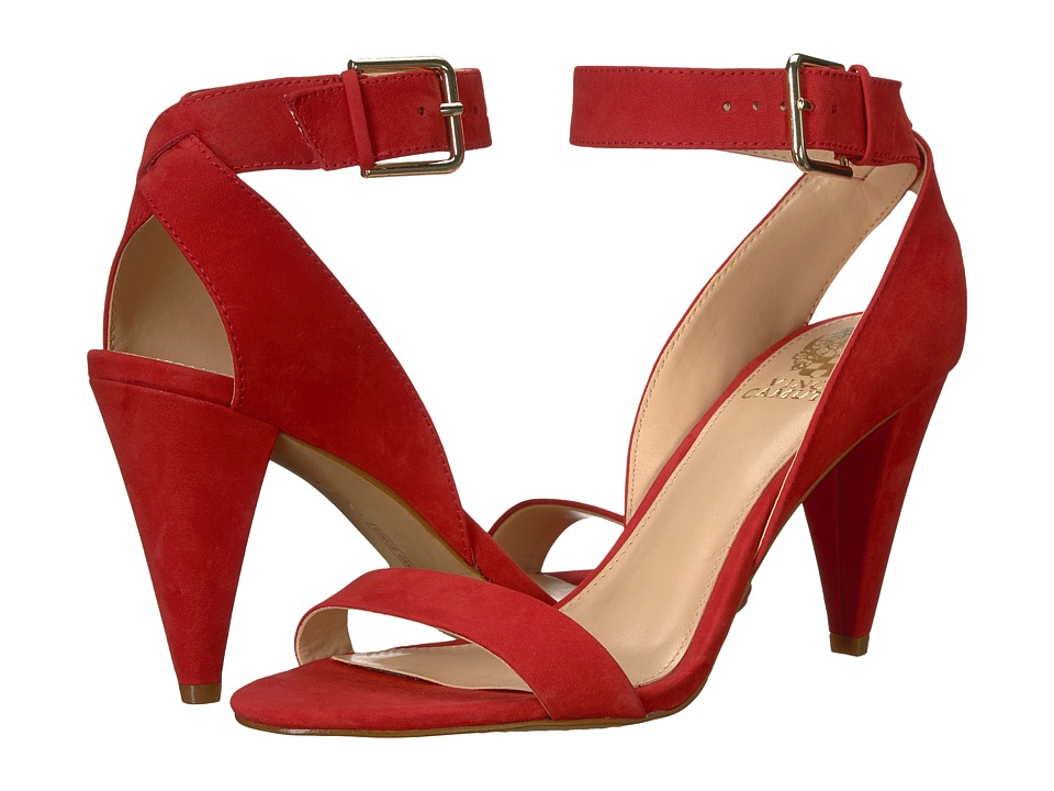 Vince Camuto Caitriona (Cherry Red) Women's Shoes