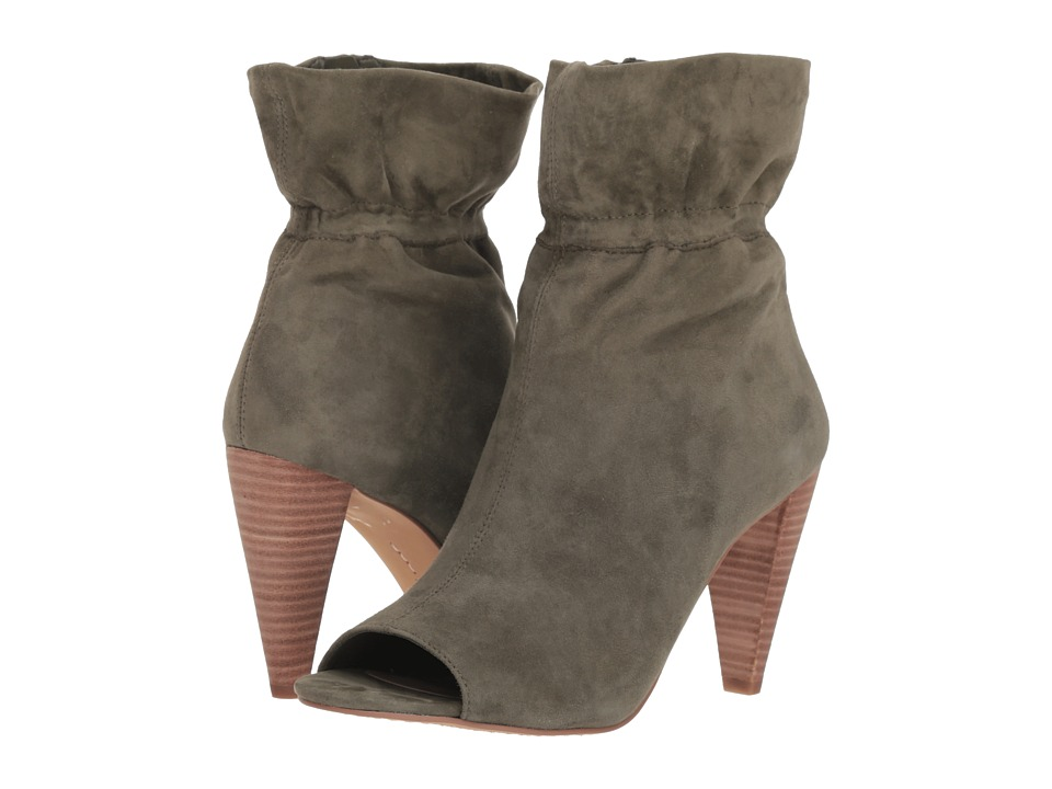 Vince Camuto Addiena (Olive/Grey) Women's Shoes