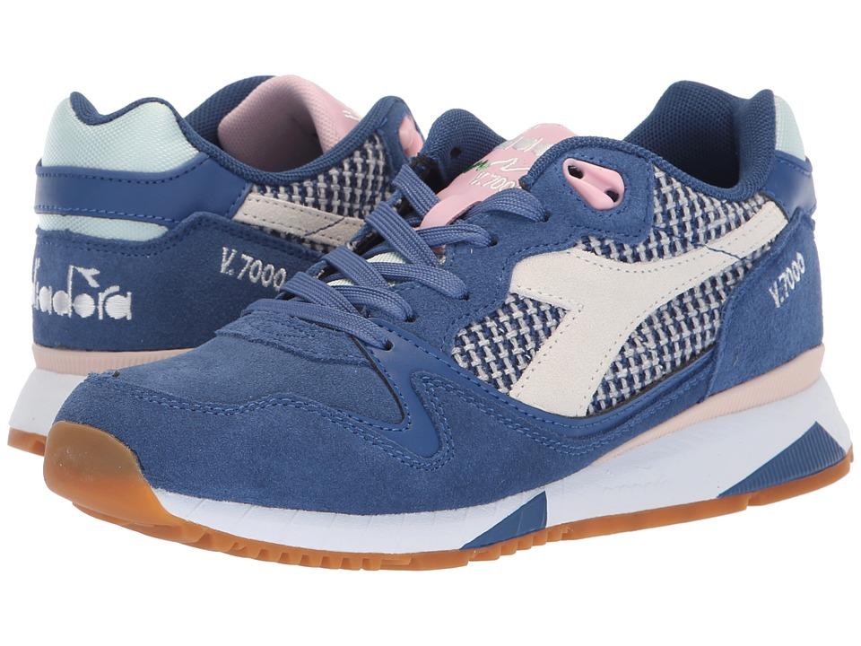 Diadora V7000 (Night Blue) Women's Shoes