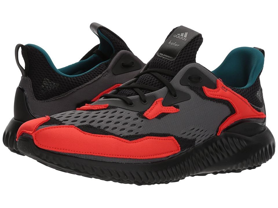 adidas x Kolor Alphabounce Kolor (Hi-Res Red/Core Black/Grey Five) Men