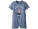 Ralph Lauren Baby Ralph Lauren Baby Cotton Jersey Graphic Shortalls (Infant)