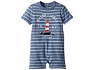 Ralph Lauren Baby Cotton Jersey Graphic Shortalls (Infant)