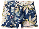 Ralph Lauren Baby Floral Print Pull-On Shorts (Infant)