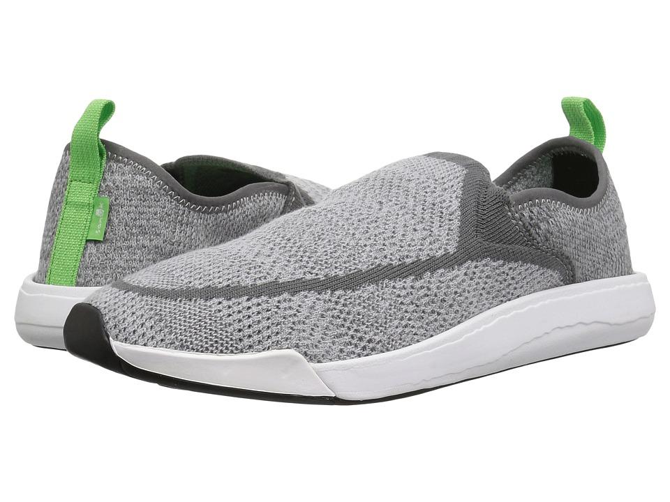 Sanuk Chiba Quest Knit (Grey) Women's Shoes