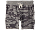 Polo Ralph Lauren Kids Camo Cotton French Terry Shorts (Toddler)