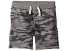 Polo Ralph Lauren Kids Camo Cotton French Terry Shorts (Little Kids)