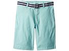 Polo Ralph Lauren Kids Slim Fit Belted Stretch Shorts (Little Kids)