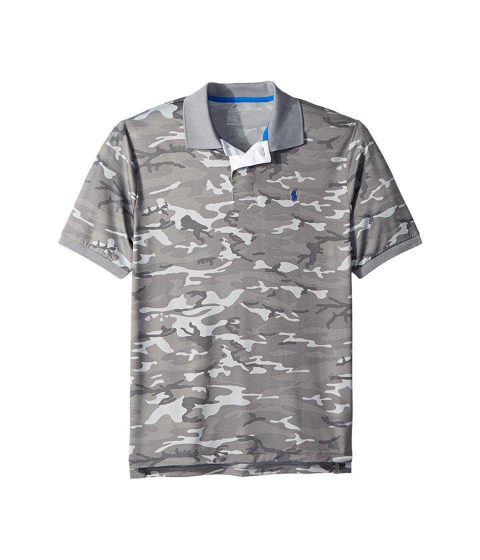 Polo Ralph Lauren Kids - Camo Print Polo Shirt (Big Kids) (Camo) Boys Clothing