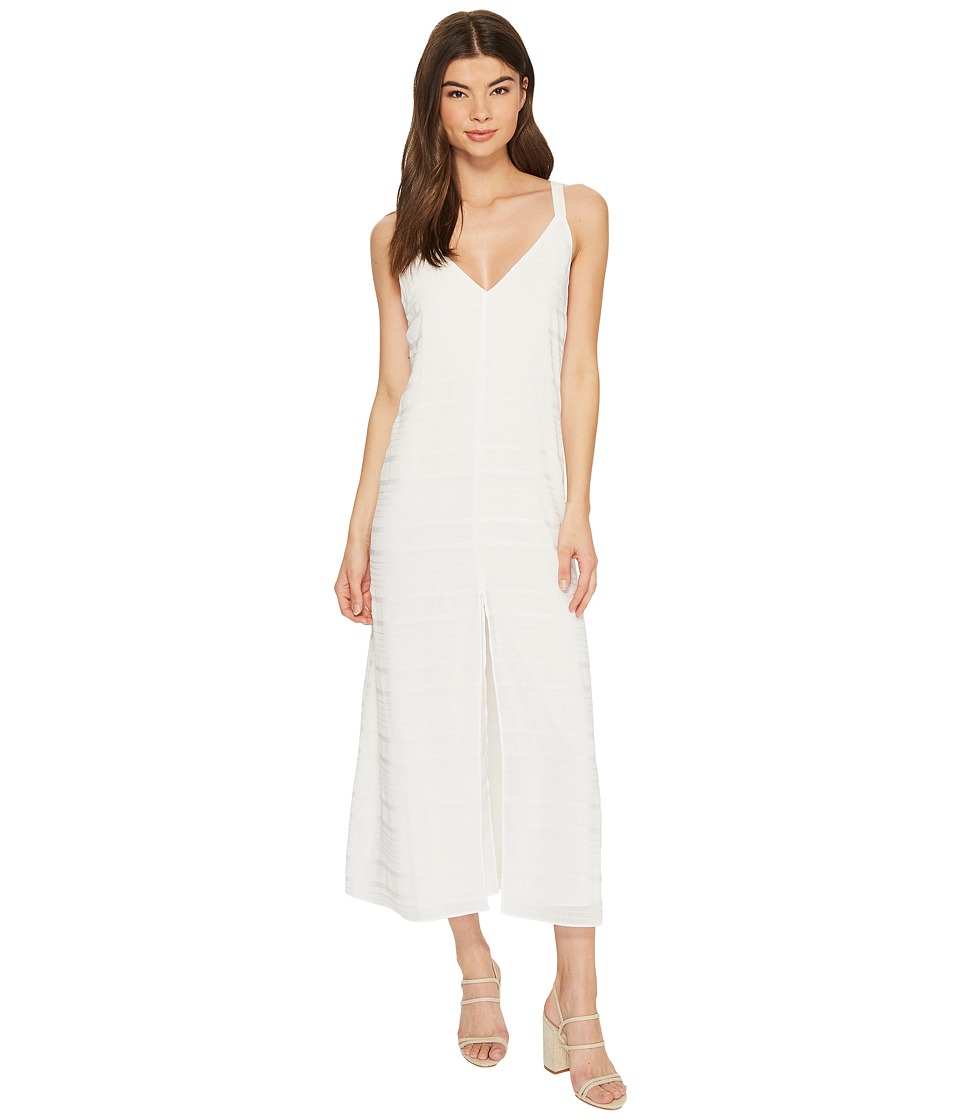 Tavik - Jean Maxi Dress (White) Womens Dress