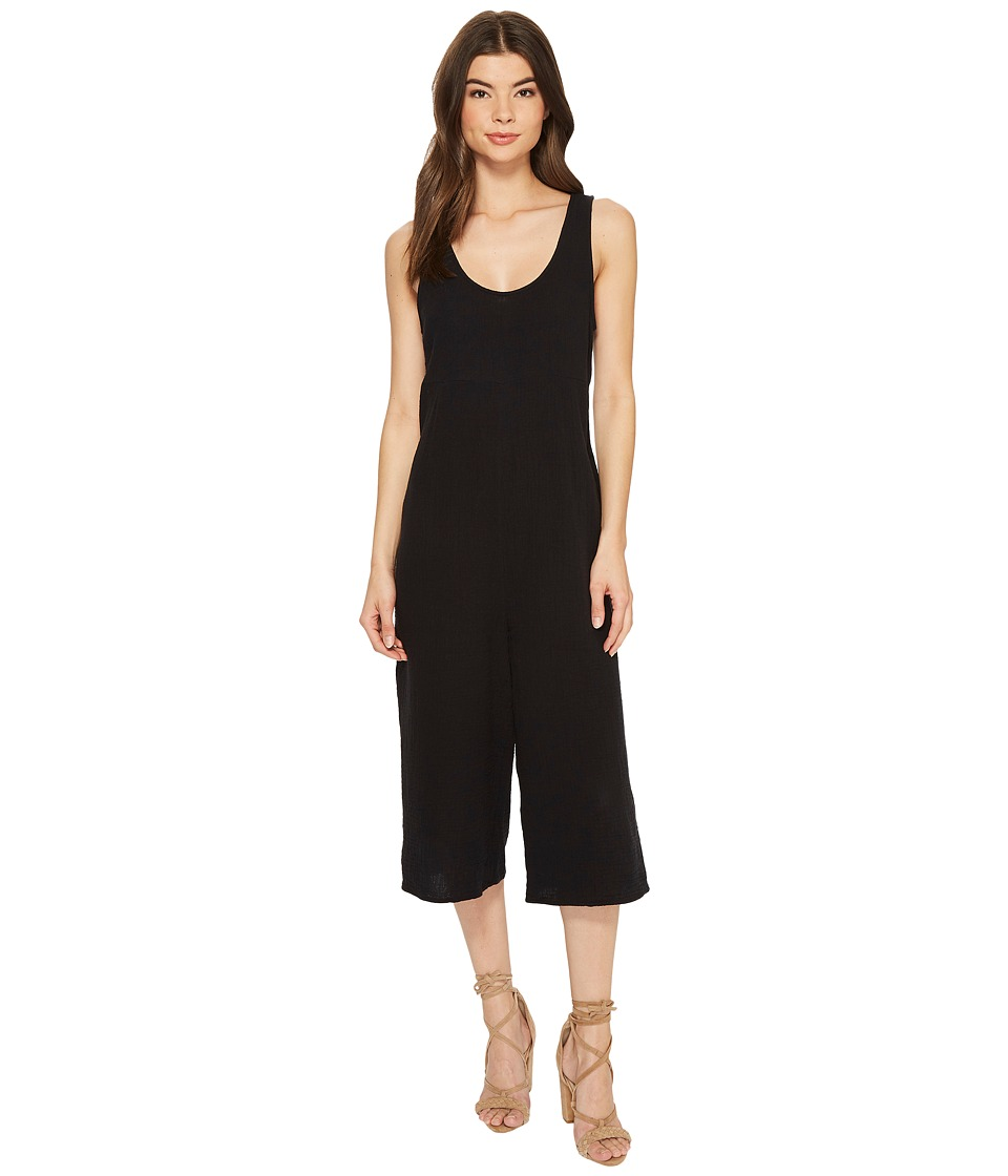 Tavik - Bryony Jumpsuit (Black) Womens Jumpsuit & Rompers One Piece