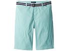 Polo Ralph Lauren Kids Slim Fit Belted Stretch Shorts (Big Kids)
