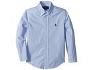 Polo Ralph Lauren Kids Gingham Stretch Cotton Shirt (Little Kids/Big Kids)