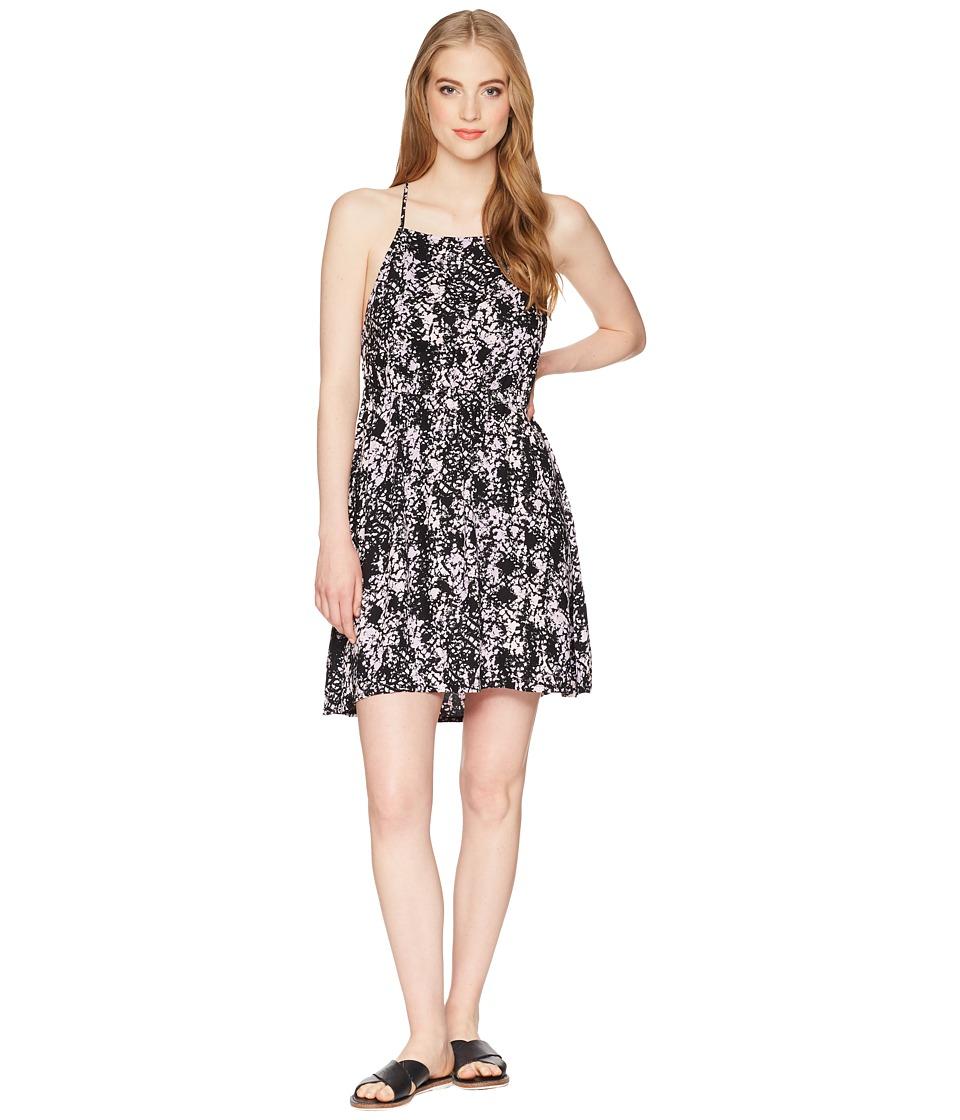 Volcom - Side Snaked Dress (Multi) Womens Dress