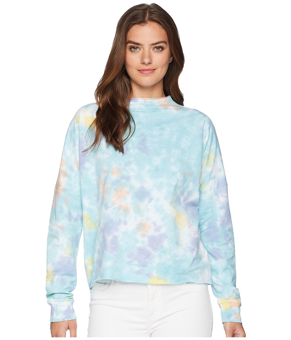 Volcom - Bunney Cloud Top (Multi) Womens Clothing