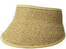 San Diego Hat Company San Diego Hat Company UBV043 Sport Visor with A Stretch Band Closure