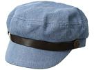 San Diego Hat Company San Diego Hat Company CTH4173 Fishermans Denim Cap