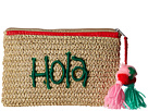 San Diego Hat Company BSB1721 Paper Clutch with Embroidery