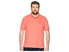 Nautica Big & Tall Big Tall Short Sleeve Solid Deck Shirt