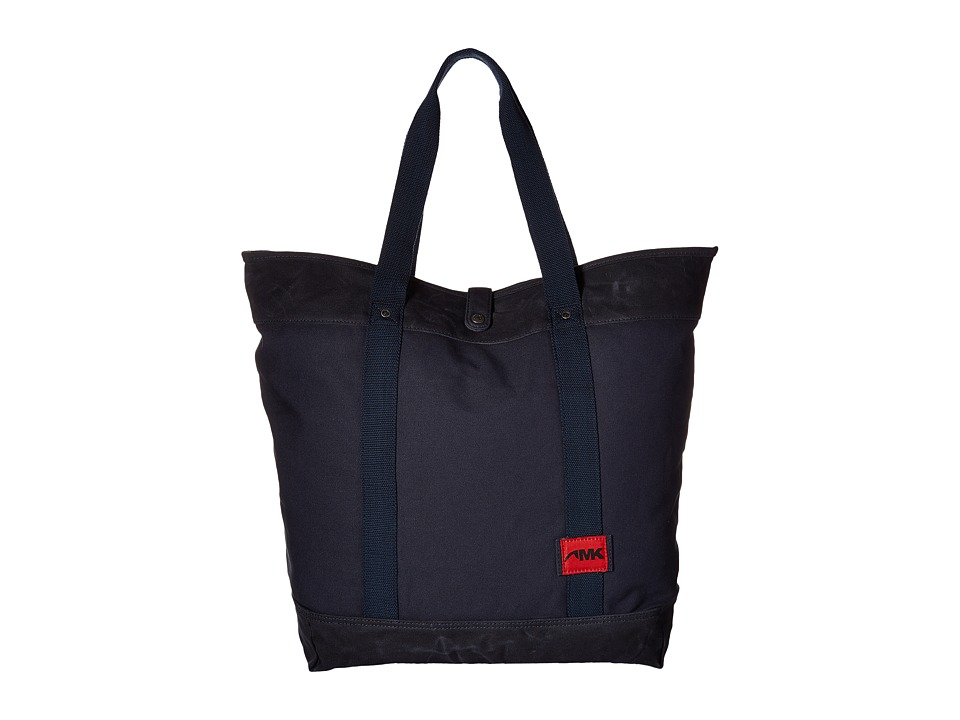 Mountain Khakis - Carryall Tote (Navy) Tote Handbags