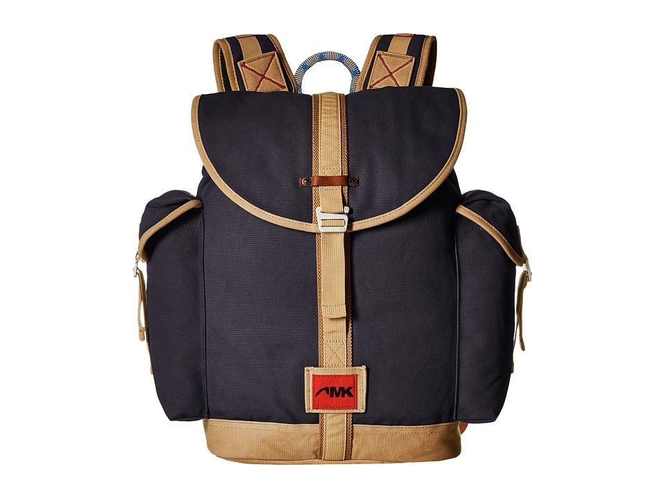Mountain Khakis - Rucksack Bag (Navy) Bags