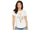 LAUREN Ralph Lauren LAUREN Ralph Lauren Petite Floral Linen-Blend T-Shirt