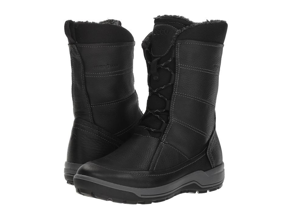 ECCO Sport Trace Hydromax Boot (Black)