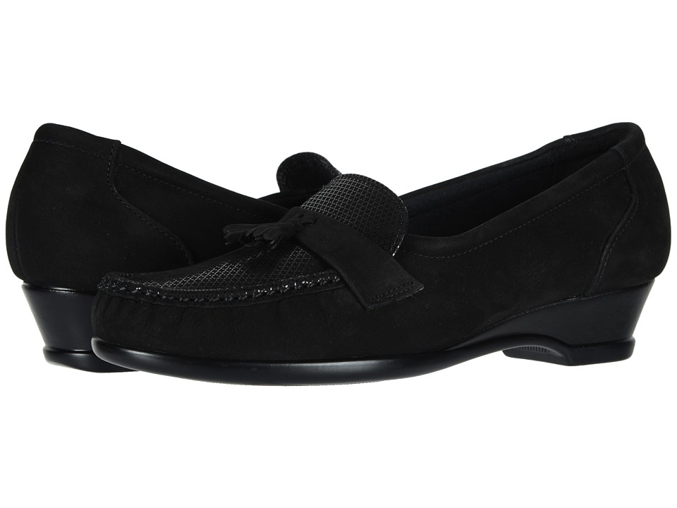 SAS Taylor (Onyx) Slip-On Shoes