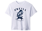 O'Neill Kids Free Spirit Short Sleeve Tee (Big Kids)