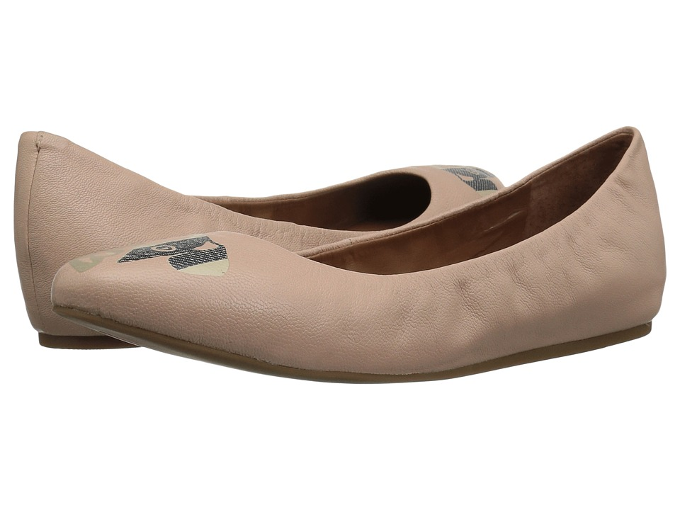 ED Ellen DeGeneres Langston (Misty Rose) Flats
