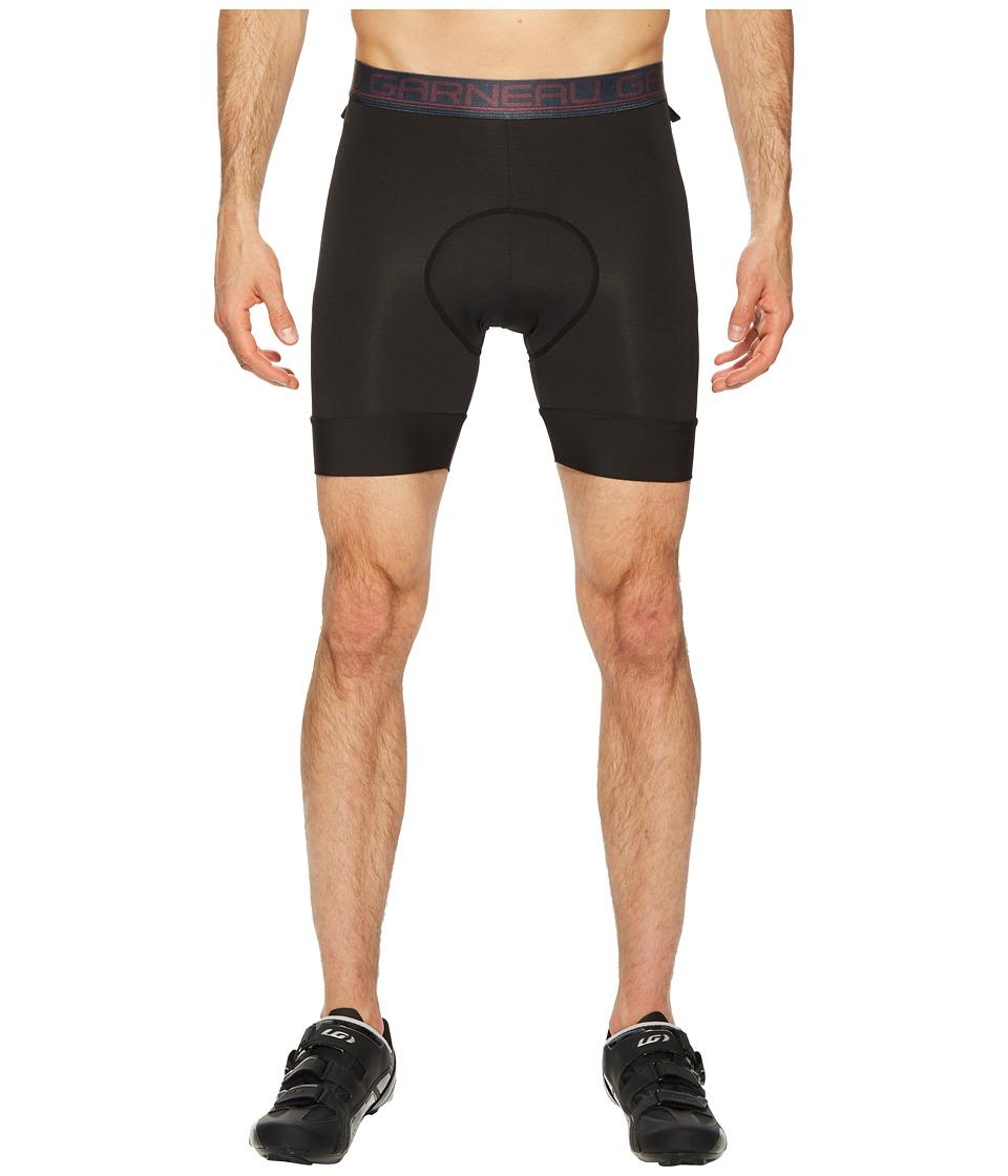 Louis Garneau - 2002 Sport Cycling Innershorts (Black/Red) Mens Shorts