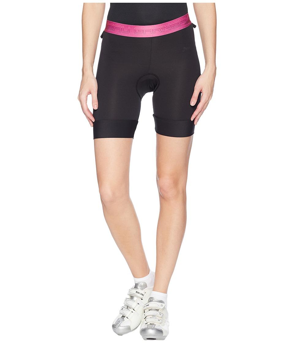 Louis Garneau - 2002 Sport Cycling Innershorts (Black/Purple) Womens Shorts