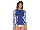 Next by Athena Zen Garden Detox Long Sleeve Surf Shirt
