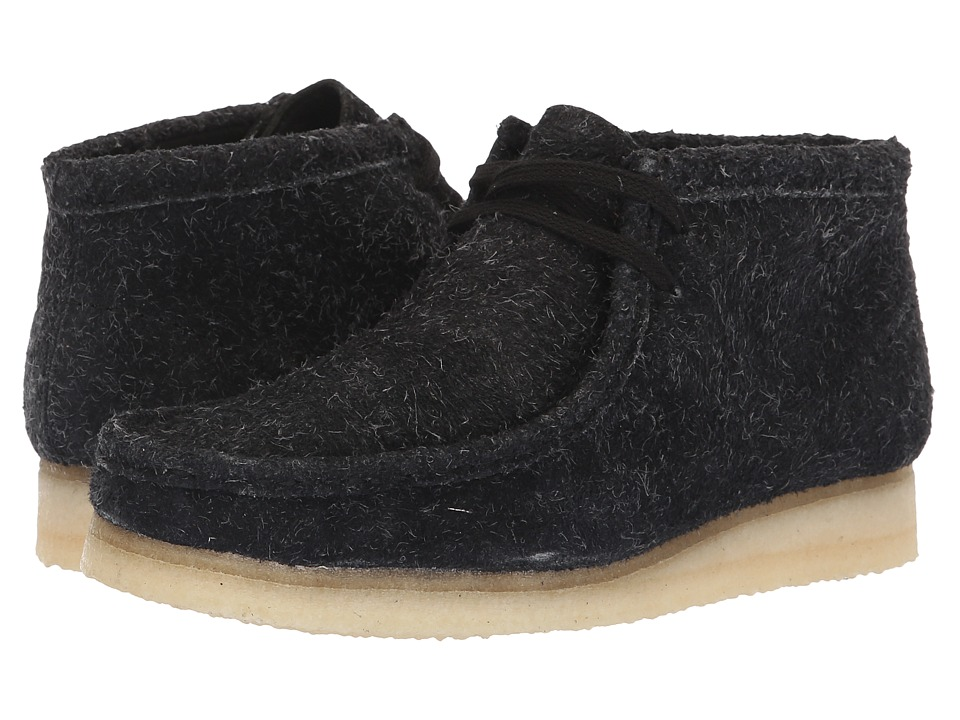 Clarks Wallabee Boot (Black Interest)