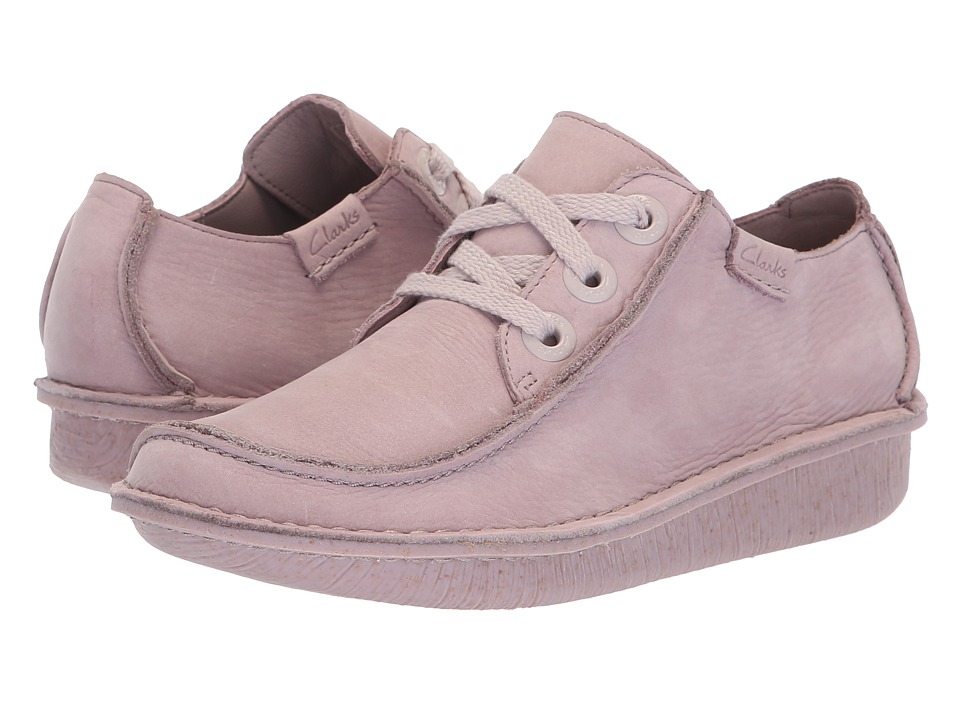 Clarks Funny Dream (Dusty Pink Nubuck)