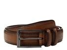 Perry Ellis Portfolio Perry Ellis Portfolio Big Tall 35mm Wing Tip Edge Belt